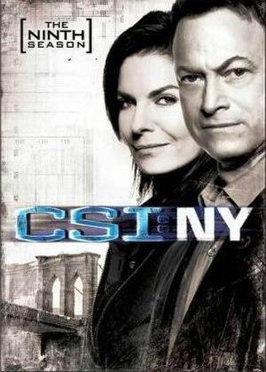 CSI: NY (season 9) - Image: CSI NY The 9th Season