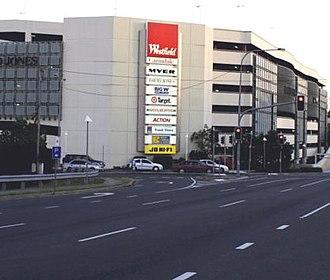 Carindale, Queensland - Westfield Carindale from Creek Road