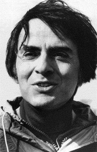 Carl Sagan - Sagan in Cosmos (1980)