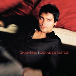 Grandes Éxitos (Chayanne album) - Image: Chayanne GE cover