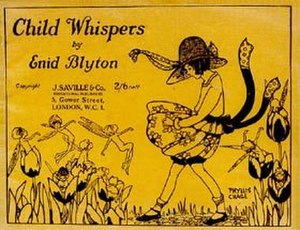 Enid Blyton - Child Whispers (1922)
