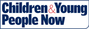 Children & Young People Now - Image: Children and Young People Now magazine logo