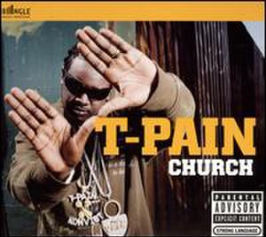 Church (song) - Image: Church T Pain