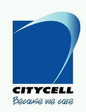 Citycell - Previous Citycell logo.