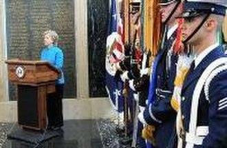 Thomas Westbrook - Image: Clinton cropped