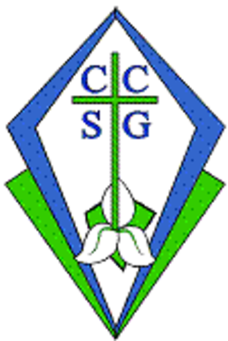 Collège catholique Samuel-Genest - Image: Collège catholique Samuel Genest logo