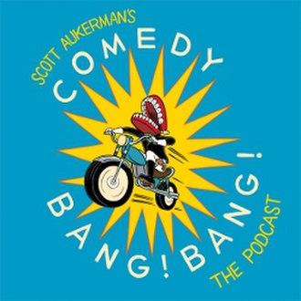 Comedy Bang! Bang! - Image: Comedy Death Ray Radio