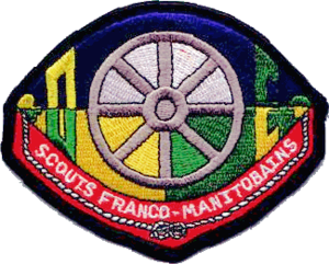 Scouting and Guiding in Manitoba - Image: Comptoir Scout Franco Manitobains