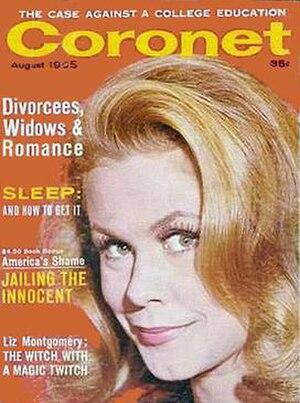 Coronet (magazine) - August 1965