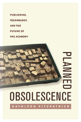Planned Obsolescence (book) - Original 1st edition cover