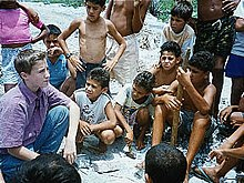 craig kielburger age 12 on his first trip to south asia free the children