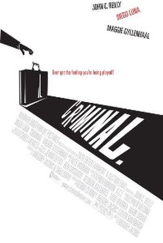 Criminal (2004 film) - Theatrical release poster