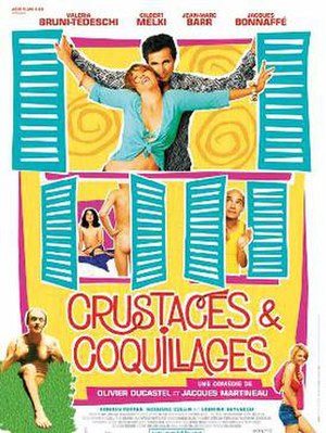 Crustacés et Coquillages - Theatrical release poster