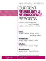 Current Neurology and Neuroscience Reports 2014 cover.jpg
