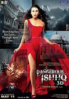 <i>Dangerous Ishhq</i> 2012 film by Vikram Bhatt