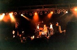 Daniel Amos - Daniel Amos in concert at Cornerstone 1990