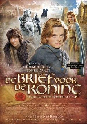 De Brief voor de Koning (film) - Theatrical release poster