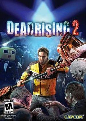 Dead Rising 2 - Image: Dead Rising 2 cover