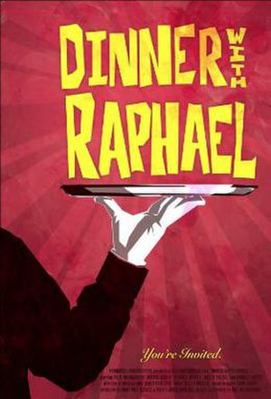 Dinner with Raphael - Theatrical release Poster