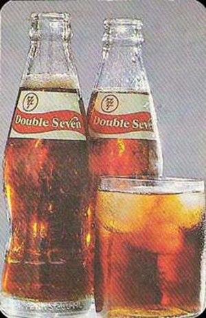 Double Seven (soft drink) - Image: Double Seven Cola