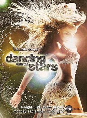 Dancing with the Stars (U.S. season 7) - Image: Dwts 7poster