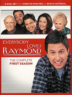 <i>Everybody Loves Raymond</i> (season 1) season of television series