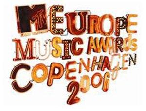 2006 MTV Europe Music Awards - Image: EMA2006LOGO