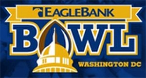 2008 EagleBank Bowl - EagleBank Bowl logo