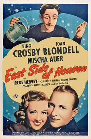 East Side of Heaven - Theatrical release poster