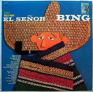 El Señor Bing - Image: El Senor Bing (album cover)