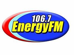 DWET-FM - Image: Energy FM New Logo