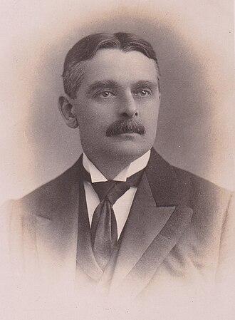 E. G. Pretyman - Pretyman in 1900