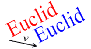 Euclidean plane isometry - Translation