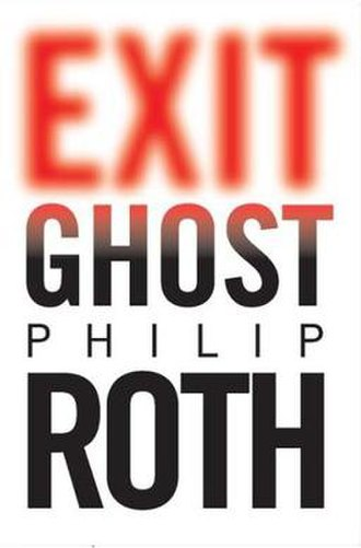 Exit Ghost - First edition cover