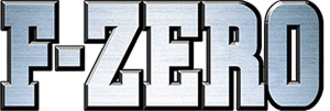 F-Zero - Logo as used with the first F-Zero.
