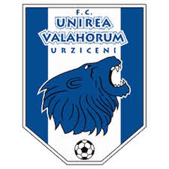 FC Unirea Urziceni - Valahorum era logo