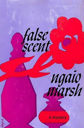 False Scent - First edition