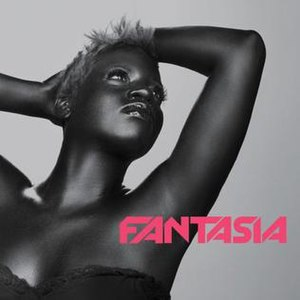 Fantasia (Fantasia Barrino album) - Image: Fantasiacover