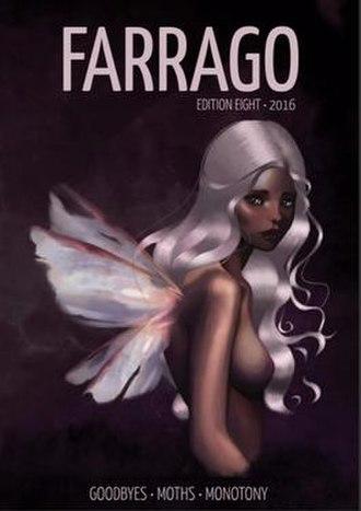 Farrago (magazine) - Image: Farrago 2016 Issue 8