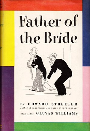 Father of the Bride (novel) - Image: Father of the Bride (1949 novel)