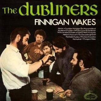 Finnegan Wakes - Image: Finnegan alt