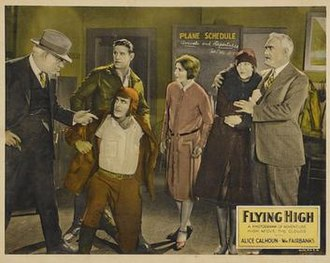 Flying High (1926 film) - Image: Flying High (1926 film)