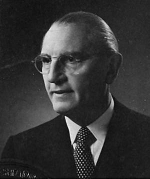 François Dupré - Dupré in 1953