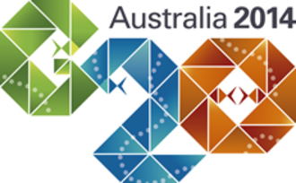 2014 G20 Brisbane summit - Logo of the G20 Australia 2014 summit