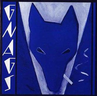 Den blå hund - Image: GNAGS Den blaa hund