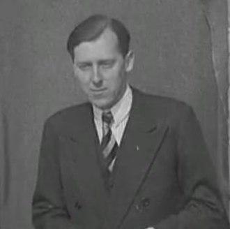 Geoffrey Lloyd, Baron Geoffrey-Lloyd - Image: Geoffrey Lloyd 1938