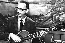 George Van Eps in 1949
