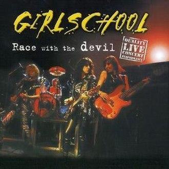 King Biscuit Flower Hour Presents Girlschool - Image: Girlschool racedevil