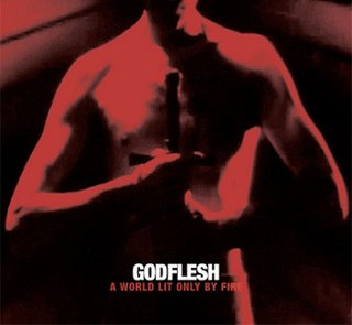 <i>A World Lit Only by Fire</i> (album) 2014 studio album by Godflesh