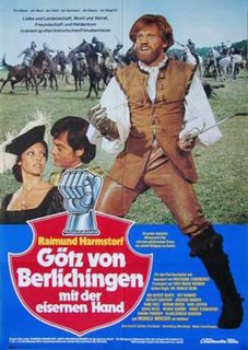 <i>Goetz von Berlichingen of the Iron Hand</i> (1979 film) 1979 film